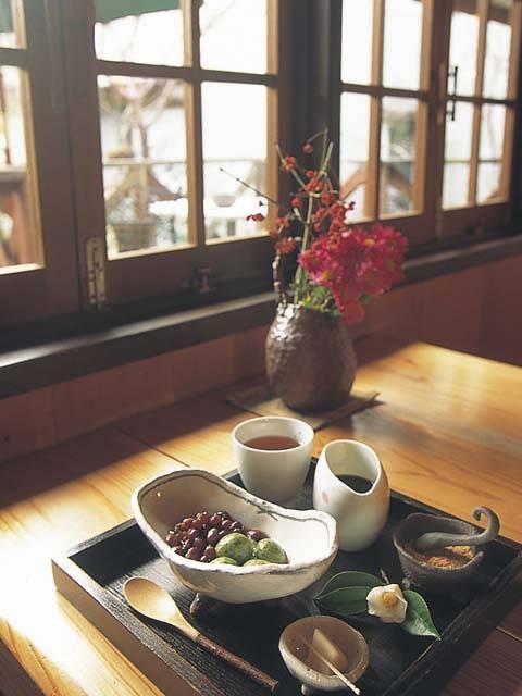 山菜日和・お茶々