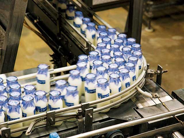 永利牛乳(見学)