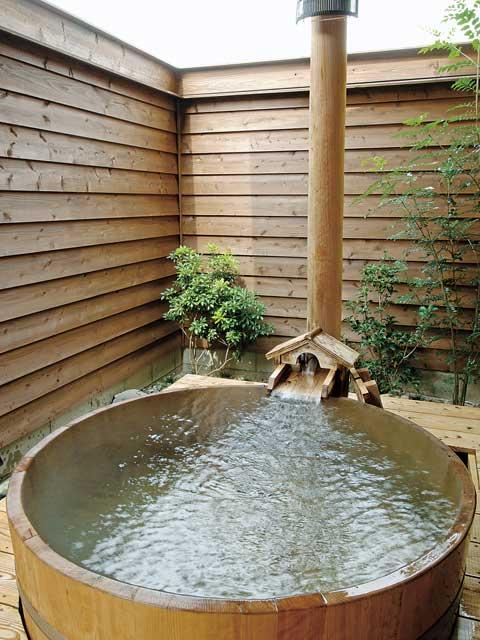 ふだん着の温泉(日帰り) 鶴は千年