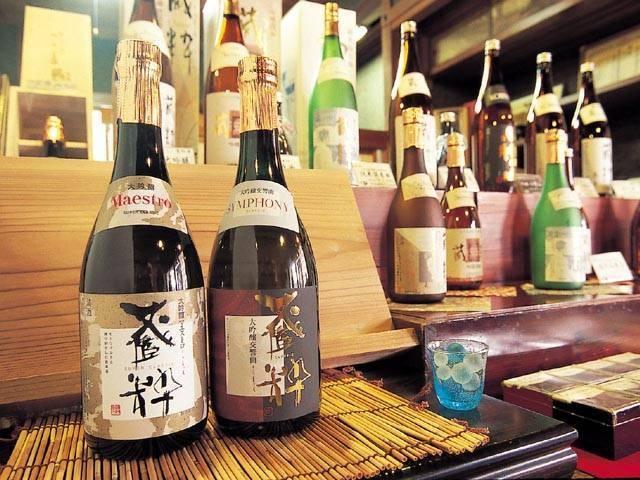 酒蔵くらしっく 小原酒造(見学)