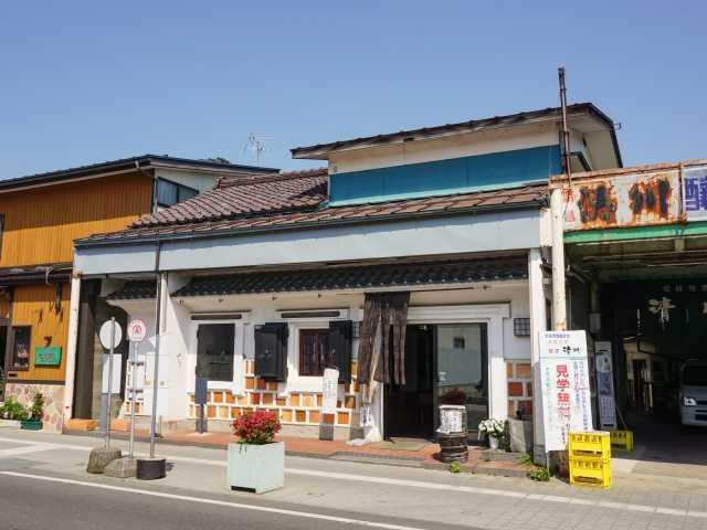 会津清川醸造元 清川商店(見学)