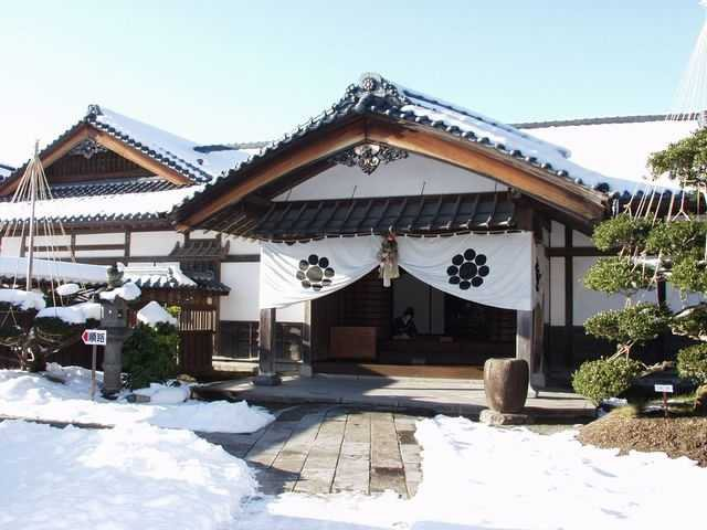 会津武家屋敷
