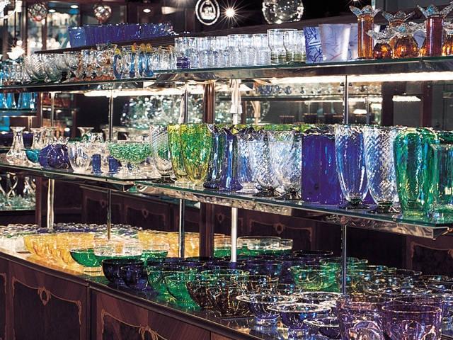 世界のガラス館猪苗代店