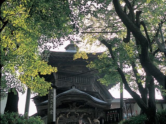 会津さざえ堂