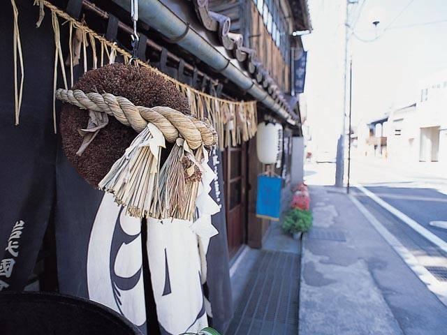 鶴乃江酒造
