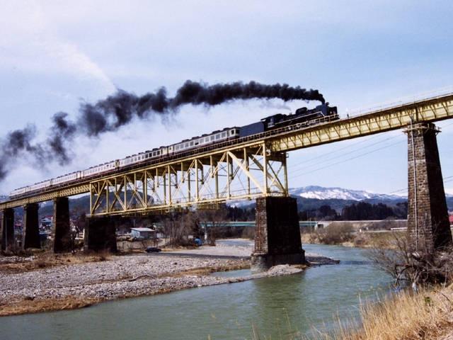 一の戸橋梁