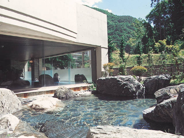 東山パークホテル新風月(日帰り入浴)