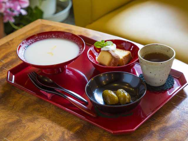 蔵喫茶 杏