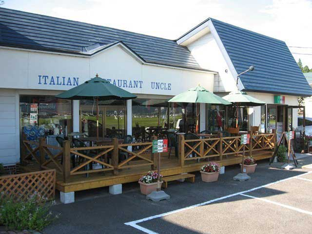 イタリアンレストランアンクル