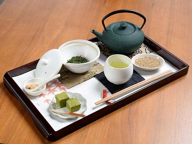 日本茶カフェ 飛翔庵