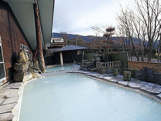 露天風呂水沢温泉(日帰り入浴)