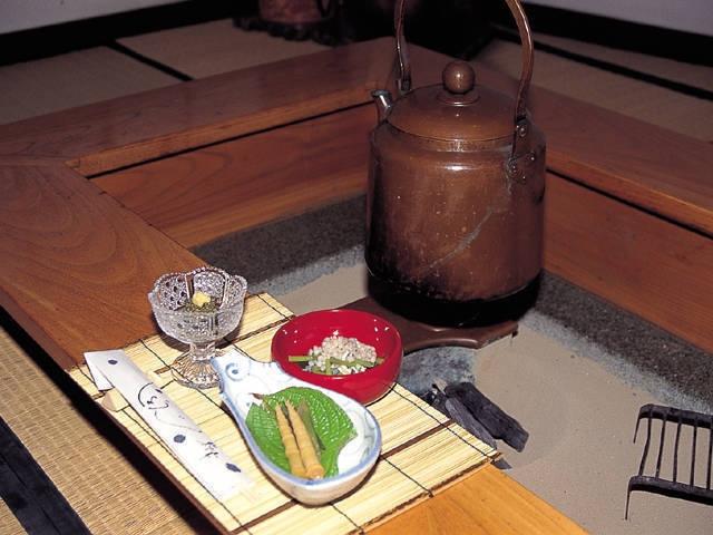 郷土料理 東海林