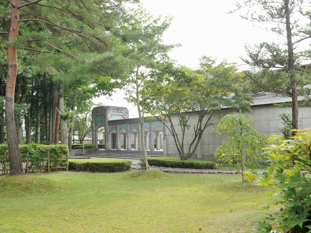 仙北市立角館町平福記念美術館
