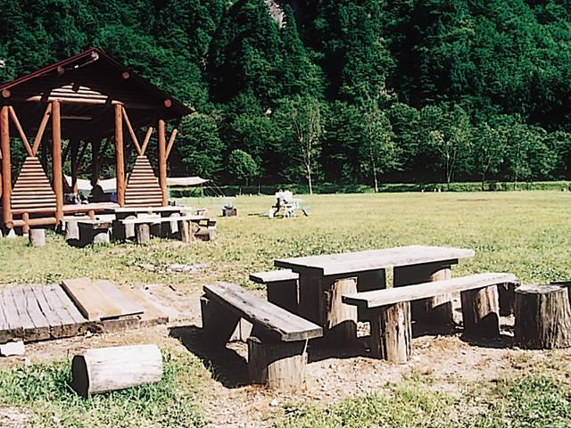 萩形キャンプ場