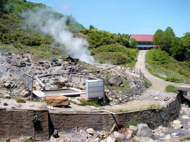 ふけの湯温泉