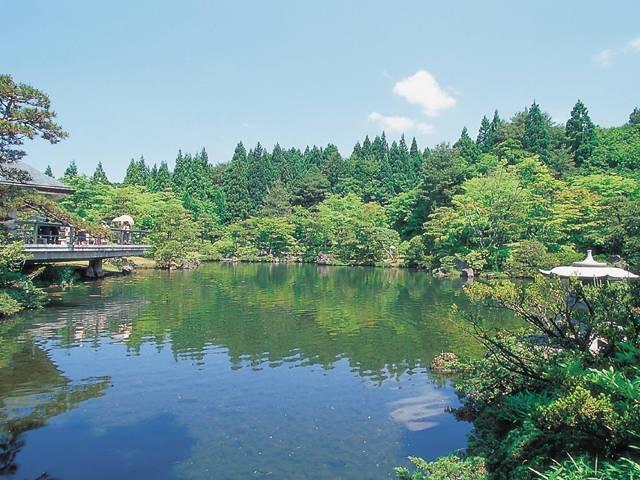秋田県立小泉潟公園