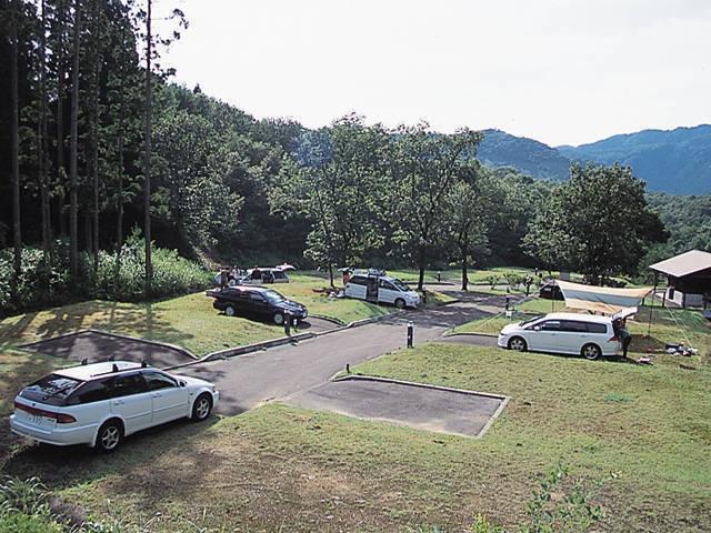 秋田市太平山リゾート公園オートキャンプ場