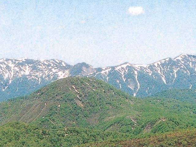 白神山地(秋田県)