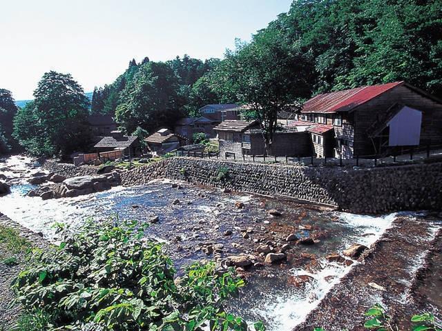 孫六温泉(日帰り入浴)