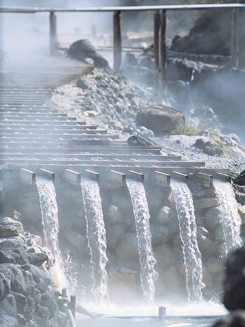 玉川温泉(日帰り入浴)