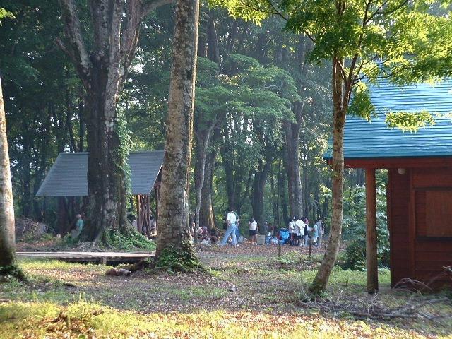 妖精の森(キャンプ場)
