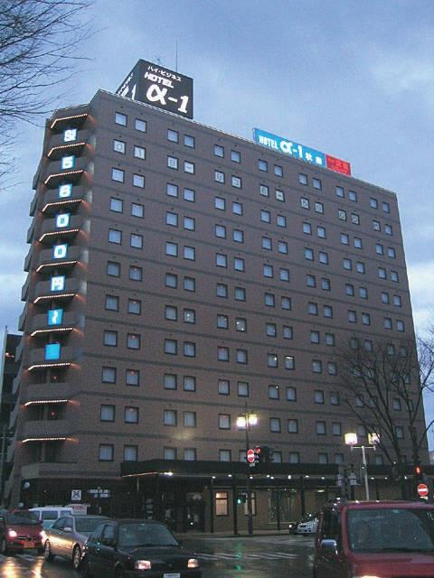 ホテルα-1秋田