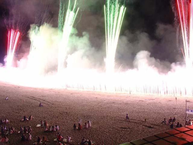 日本海花火フェスティバルinにかほ
