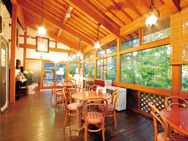 レストラン北蔵