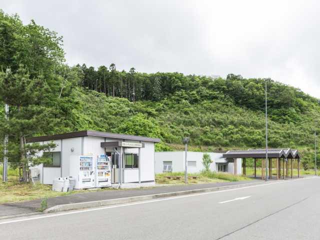 西目パーキングエリア(上り)