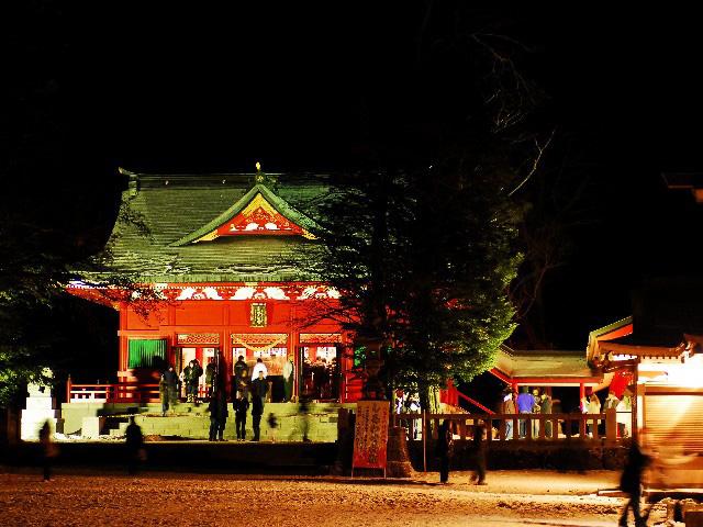 赤城神社(延喜式内社元宮)