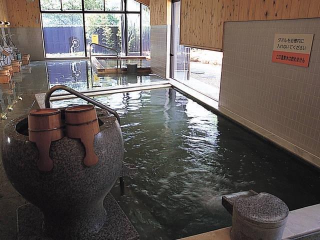 みどり市温泉施設かたくりの湯