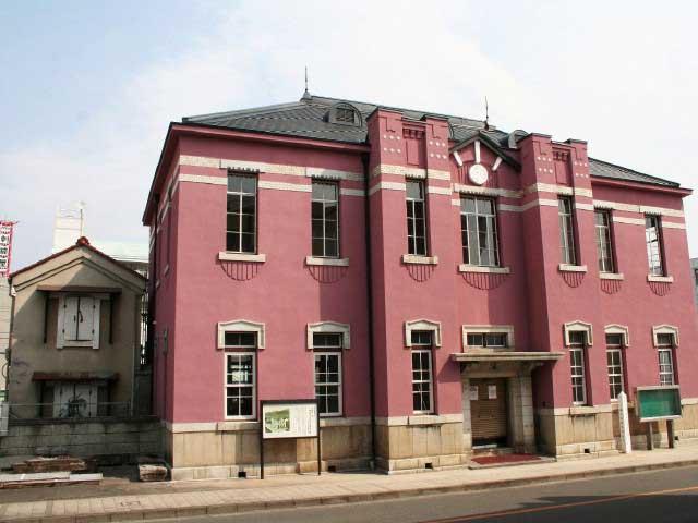 桐生市近代化遺産絹撚記念館