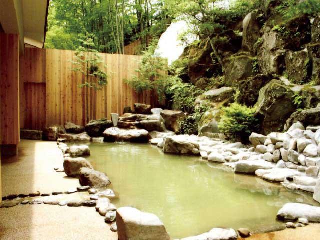 嬬恋高原温泉 つつじの湯