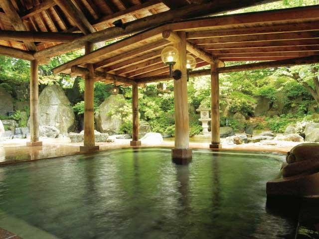 源泉湯の宿・松乃井