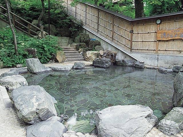 水上温泉郷