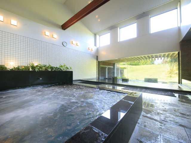 プレジデントリゾート軽井沢 温泉大浴場 相生の湯