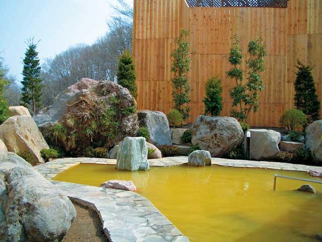 北軽井沢シルキーハイランド 絹糸の湯