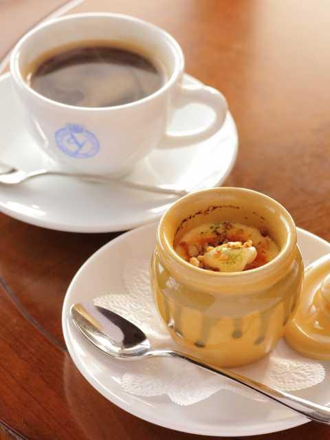 カフェ ドローム