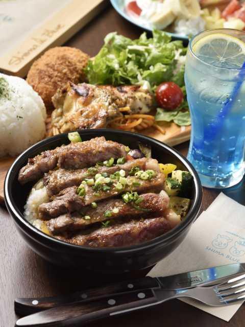 SHIMA BLUE CAFE