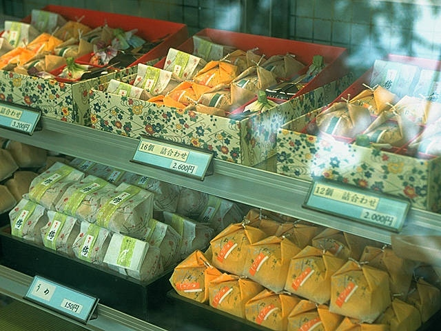 江戸屋菓子店