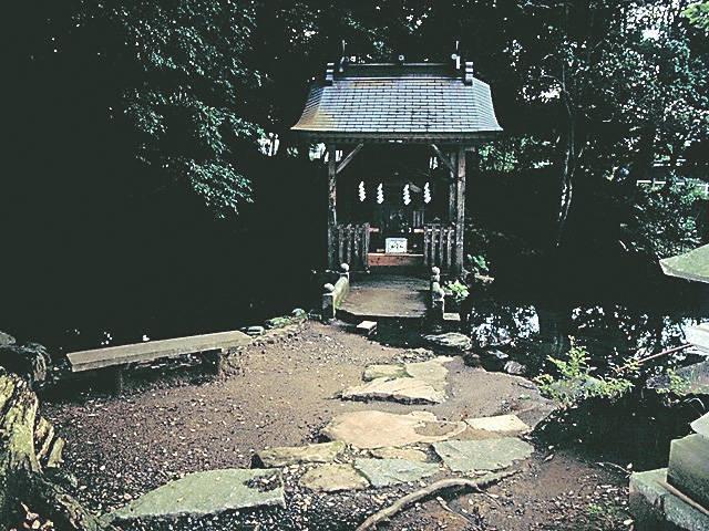 イトヨの里 泉が森公園