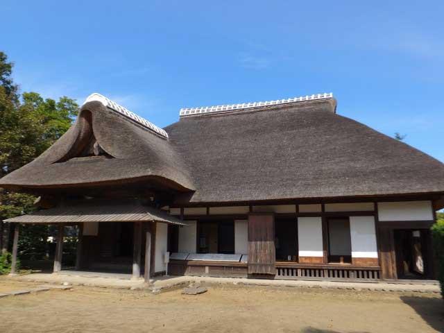 麻生藩家老屋敷記念館