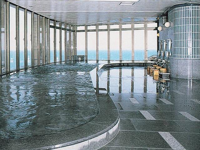 茨城県立国民宿舎 鵜の岬