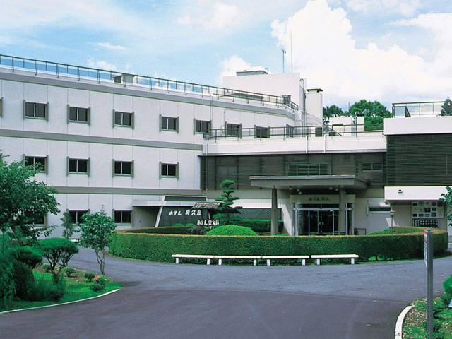 ホテル 奥久慈館