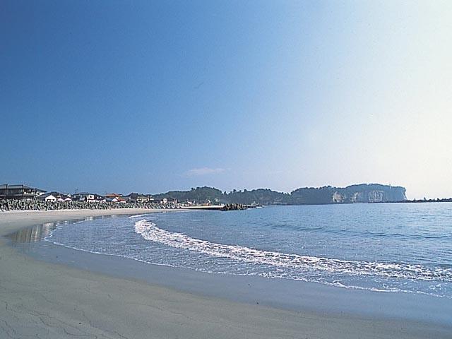 川尻海水浴場