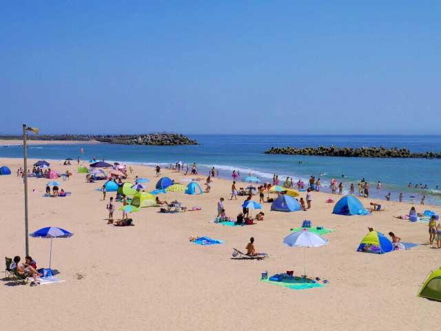 高萩海水浴場