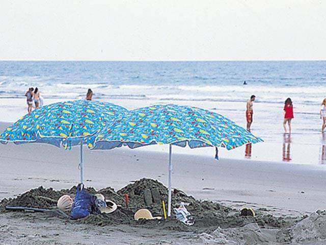 大竹海岸鉾田海水浴場