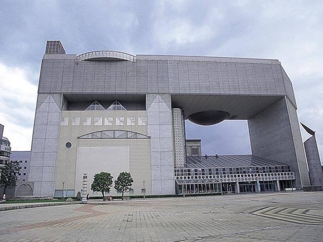日立シビックセンター科学館・天球劇場