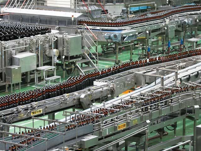 アサヒビール茨城工場(見学)