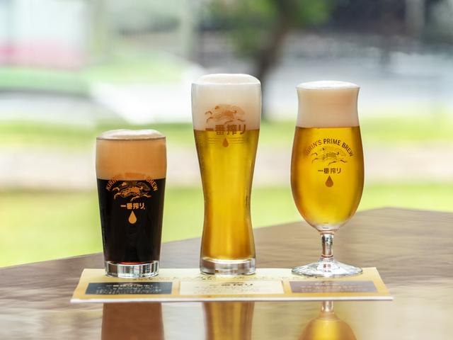 キリンビール取手工場(見学)